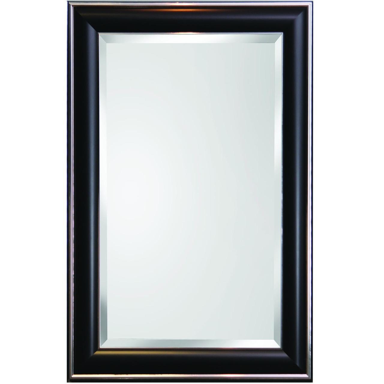 Spectrum Framed Beveled Mirror Renin