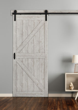 Stone Barn Door Renin