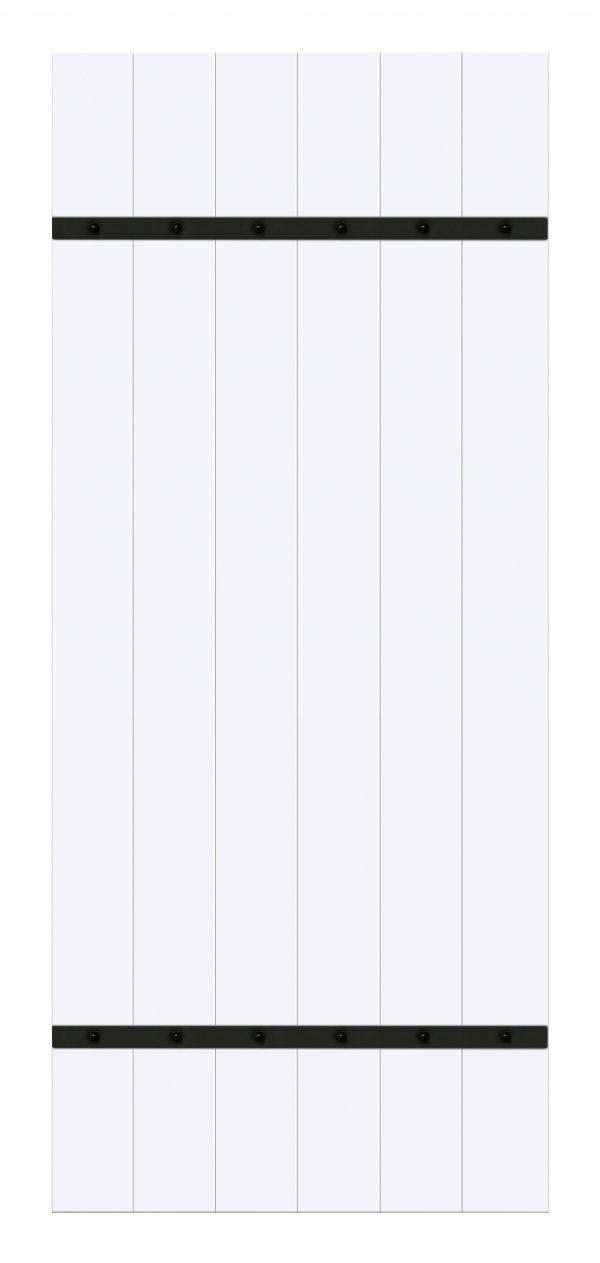 Easy Build bright White Slab