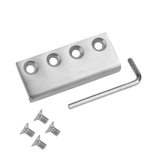 Hardware Biparting Track Joiner Stainless Steel Product Float