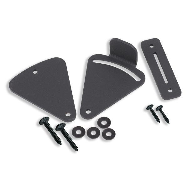 Hardware Privacy Latch Matte Black Product Float