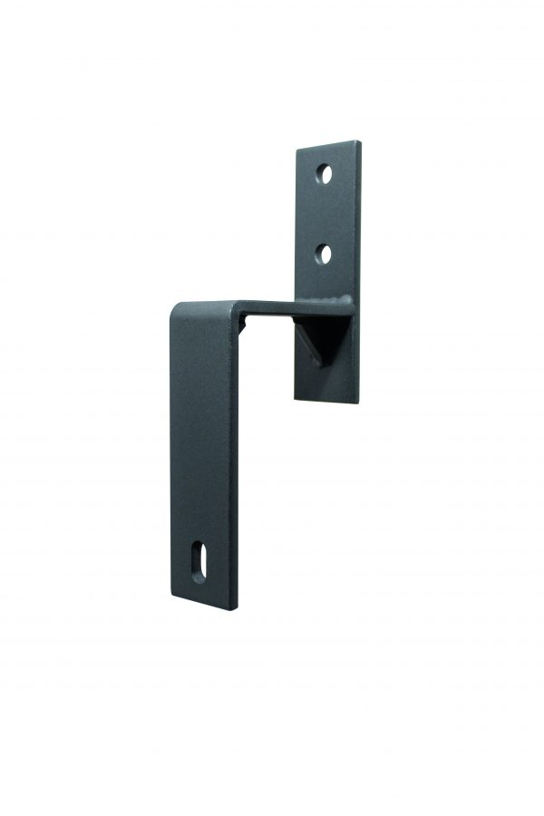 Hardware Bypass Bracket Matte Black Product Float
