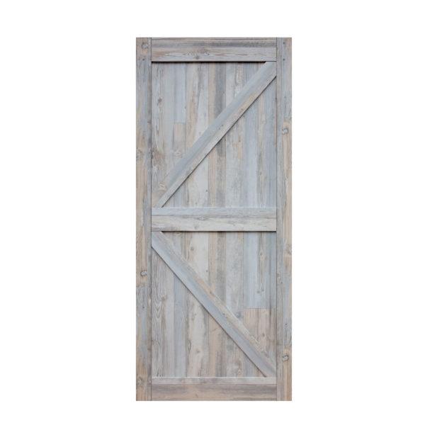 Driftwood Barn Door Slab