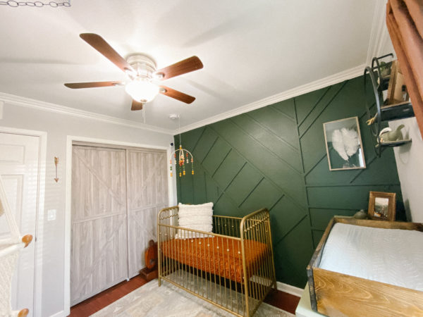 Trident Bypass Closet Doors Silver Oak Nursery Beauty