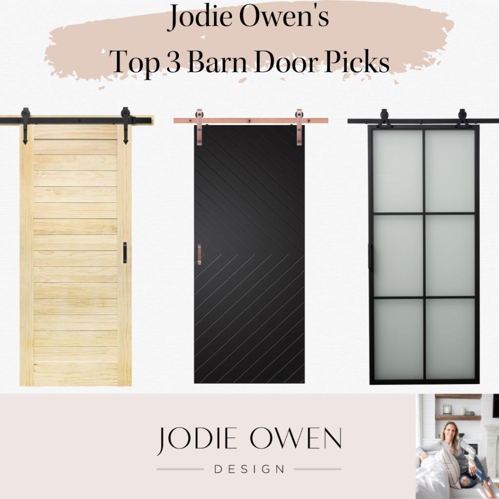 Open the Door to New Possibilities - Jodie Owen Design