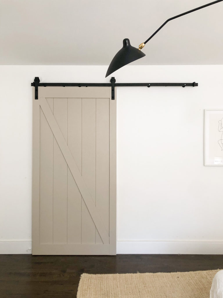 Salinas Z-Design Barn door