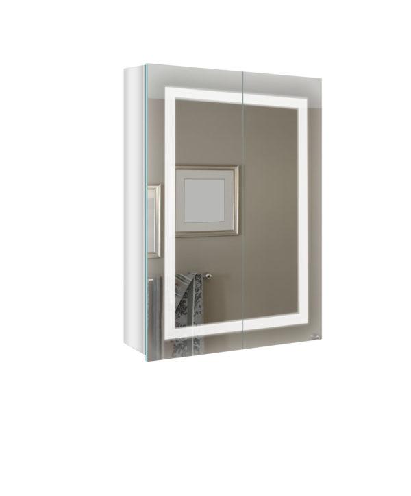 LED Cassini Medicine Cabinet 2 door