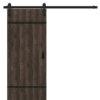 Easy Build Gen 1 Barn Door in Iron Age Product