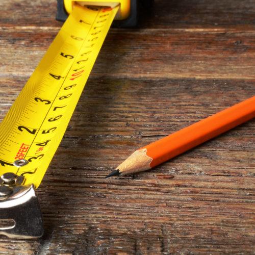 Tools to Measure Barn Door